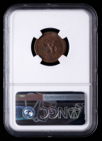 (1861-65) Civil War Token - Tradesmens Currency (NGC MS62 Brown) at PristineAuction.com