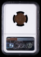 (1861-65) Civil War Token - Our Army (NGC MS63 Brown) at PristineAuction.com