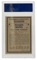 Roger Maris Signed 1982 TCMA Greatest Sluggers #2 (PSA 5) at PristineAuction.com