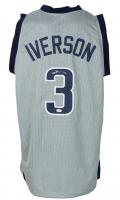 Allen Iverson Signed Jersey (PSA COA) at PristineAuction.com