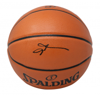 Allen Iverson Signed NBA Game Ball Series Basketball (PSA COA) at PristineAuction.com