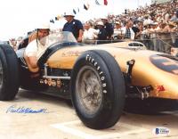 Paul Goldsmith Signed NASCAR 8x10 Photo (Beckett COA) at PristineAuction.com