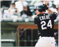 Joe Crede Signed White Sox 8x10 Photo (Beckett COA) at PristineAuction.com
