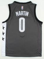 Jeremiah Martin Signed Nets Jersey (JSA COA) at PristineAuction.com