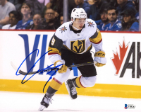 Cody Glass Signed Golden Knights 8x10 Photo (Beckett COA) at PristineAuction.com