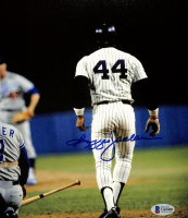 Reggie Jackson Signed Yankees 8x10 Photo (Beckett COA) at PristineAuction.com