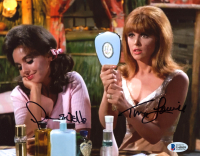 "Dawn Wells & Tina Louise Signed ""Gilligan's Island"" 8x10 Photo (Beckett COA) at PristineAuction.com"
