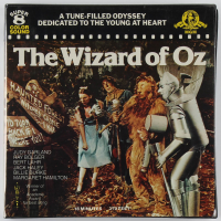 "Vintage ""The Wizard Of Oz"" 8mm Film Reel with Original Packaging at PristineAuction.com"