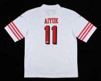 Brandon Aiyuk Signed 49ers Jersey (Beckett COA) at PristineAuction.com