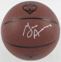 Geno Auriemma Signed UCONN Huskies Basketball (JSA COA) at PristineAuction.com