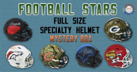 Schwartz Sports Football Superstar Signed Full-Size SPECIALTY Helmet Mystery Box – Series 7 (Limited to 100) - ALL ARE FULL-SIZE SPECIALTY HELMETS!!! at PristineAuction.com
