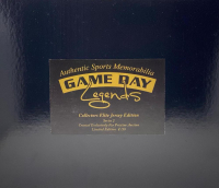 Game Day Legends Collector's Elite Breaker Box - Jersey Edition - Series 2 #8/50 at PristineAuction.com