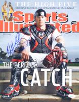 "Matt Wieters Signed Orioles 11x14 Photo Inscribed ""#1 Draft Pick"" (JSA COA) at PristineAuction.com"