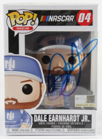"Dale Earnhardt Jr. Signed NASCAR - ""Nationwide Insurance"" #04 Funko Pop! Vinyl Figure (Dale Jr. Hologram & COA) at PristineAuction.com"