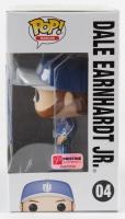 """Dale Earnhardt Jr. Signed NASCAR - """"Nationwide Insurance"""" #04 Funko Pop! Vinyl Figure (Dale Jr. Hologram & COA) at PristineAuction.com"""
