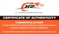Dale Earnhardt Jr. Signed NASCAR #8 Hellmann's Mayonnaise - 1:64 Premium Action Diecast Car Hauler (Dale Jr. Hologram & COA) at PristineAuction.com