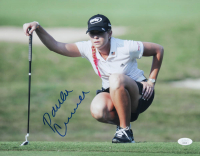 Paula Creamer Signed 11x14 Photo (JSA COA) at PristineAuction.com