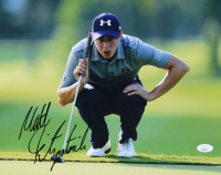 Matt Fitzpatrick Signed 11x14 Photo (JSA COA) at PristineAuction.com