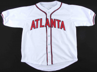 Austin Riley Signed Jersey (Beckett COA) at PristineAuction.com