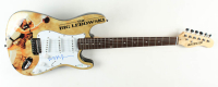 "Jeff Bridges Signed ""The Big Lebowski"" 39"" Electric Guitar (PSA COA) at PristineAuction.com"