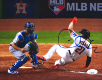 "Derek Fisher Signed Astros ""2017 World Series"" 8x10 Photo (JSA COA) at PristineAuction.com"
