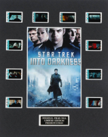 """Star Trek: Into Darkness"" LE 8x10 Custom Matted Original Film / Movie Cell Display at PristineAuction.com"