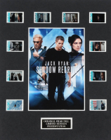 """Jack Ryan: Shadow Recruit"" LE 8x10 Custom Matted Original Film / Movie Cell Display at PristineAuction.com"
