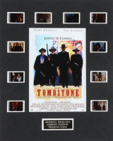 """Tombstone"" LE 8x10 Custom Matted Original Film / Movie Cell Display at PristineAuction.com"