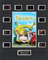 """Shrek"" LE 8x10 Custom Matted Original Film / Movie Cell Display at PristineAuction.com"