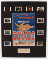 """""""Dumbo"""" LE 8x10 Custom Matted Original Film / Movie Cell Display at PristineAuction.com"""