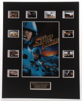 """Starship Troopers"" LE 8x10 Custom Matted Original Film / Movie Cell Display at PristineAuction.com"