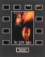 """The Sixth Sense"" LE 8x10 Custom Matted Original Film / Movie Cell Display at PristineAuction.com"