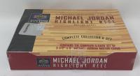 Michael Jordan 1997-98 Upper Deck Diamond Vision Highlight Reels Unopened Collectors Set of (5) Basketball Cards at PristineAuction.com
