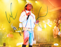 Lil Wayne Signed 11x14 Photo (JSA COA) at PristineAuction.com