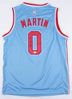 Jeremiah Martin Signed Nets Jersey (JSA COA) at PristineAuction.com