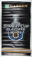 Brad Marchand Signed Bruins 2012 Stanley Cup Playoffs 30x60 Canvas (Marchand COA) at PristineAuction.com
