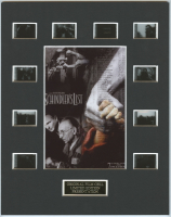 """Schindler's List"" LE 8x10 Custom Matted Original Film / Movie Cell Display at PristineAuction.com"