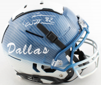Jason Witten Signed Full-Size Authentic On-Field Hydro-Dipped F7 Helmet (Beckett COA & Witten Hologram) at PristineAuction.com