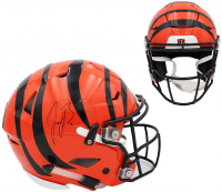 Joe Burrow Signed Bengals Full-Size Authentic On-Field SpeedFlex Helmet (Fanatics Hologram) at PristineAuction.com