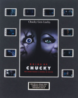 """Bride of Chucky"" LE 8x10 Custom Matted Original Film / Movie Cell Display at PristineAuction.com"