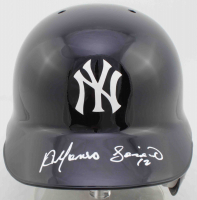 Alfonso Soriano Signed Yankees Full-Size Authentic On-Field Batting Helmet (Radtke COA) at PristineAuction.com