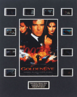 """GoldenEye"" LE 8x10 Custom Matted Original Film / Movie Cell Display at PristineAuction.com"