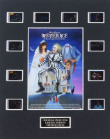 """Beetlejuice"" LE 8x10 Custom Matted Original Film / Movie Cell Display at PristineAuction.com"
