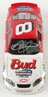 Dale Earnhardt Jr. Signed 2004 NASCAR #8 Budweiser / MLB World Series - 1:24 Premium Action Diecast Car (Dale Jr. Hologram & COA) at PristineAuction.com