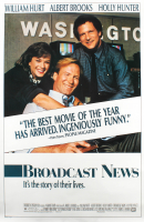 """Broadcast News"" 27x40 Original Movie Poster at PristineAuction.com"