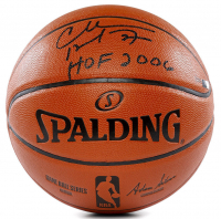 "Charles Barkley Signed NBA Game Ball Series LE Basketball Inscribed ""HOF 2006"" (Panini COA) at PristineAuction.com"