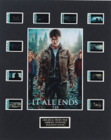 """Harry Potter & The Deathly Hallows – Part 2"" LE 8x10 Custom Matted Original Film / Movie Cell Display at PristineAuction.com"