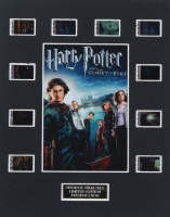 """Harry Potter & The Goblet of Fire"" LE 8x10 Custom Matted Original Film / Movie Cell Display at PristineAuction.com"