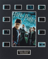 """Harry Potter & The Half-Blood Prince"" LE 8x10 Custom Matted Original Film / Movie Cell Display at PristineAuction.com"