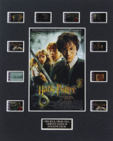 """""""Harry Potter & The Chamber of Secrets"""" LE 8x10 Custom Matted Original Film / Movie Cell Display at PristineAuction.com"""